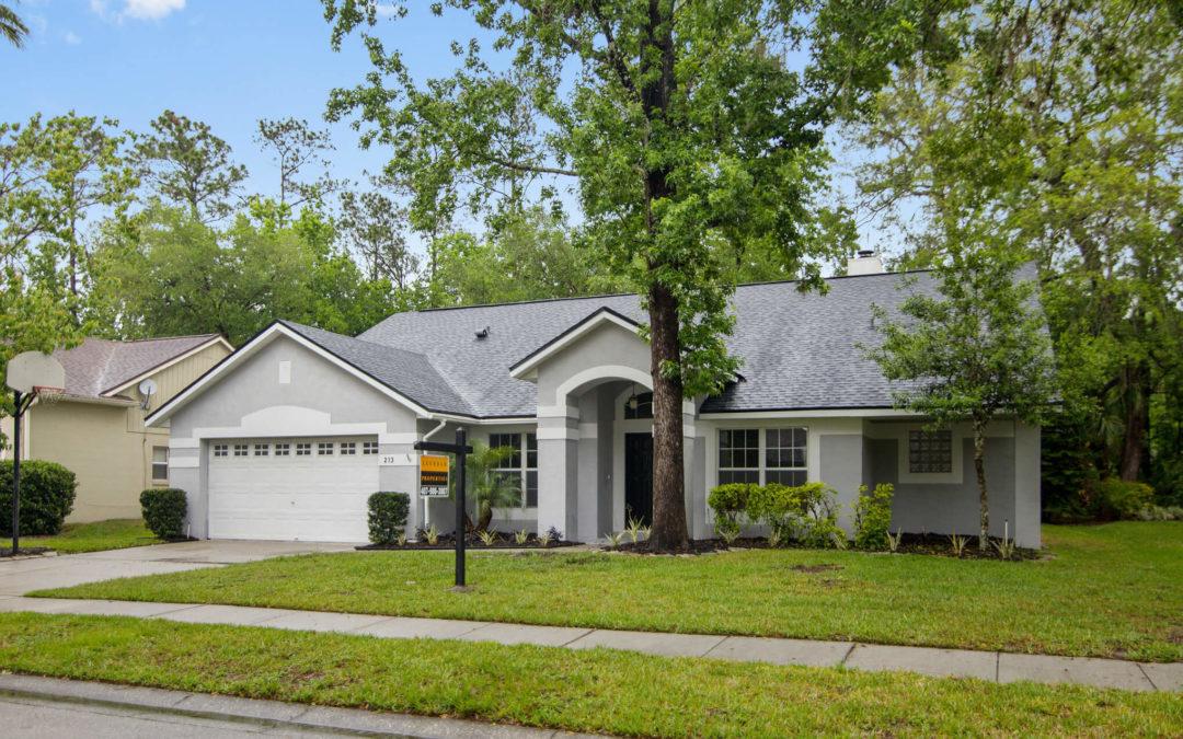 Soldiers Creek Pl. Longwood, FL 32750