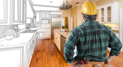 When to Call in the Pros on a Home Renovation Project