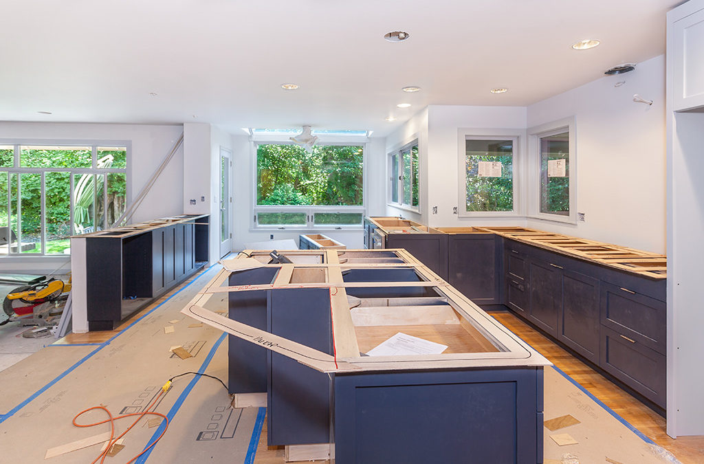 Is Home Remodeling Tax-Deductible?