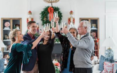 Making Small Holiday Gatherings Festive
