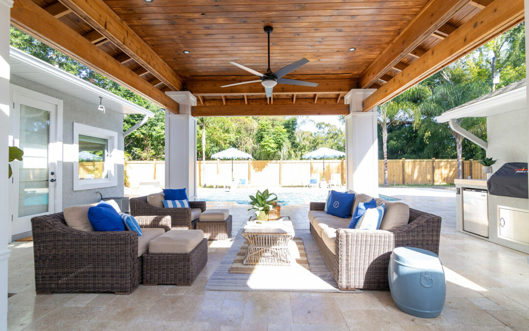 Creating a Usable Year-Round Outdoor Space